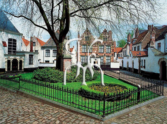 The Beguinage of KORTRIJK