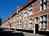 LIER, the Beguinage
