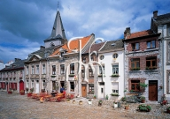 The village of LIMBOURG