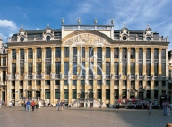BRUSSELS, Grand Place, House of the Dukes of Brabant