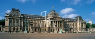 BRUSSELS, the Royal Palace