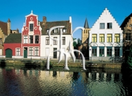 Bruges, House of Langerei
